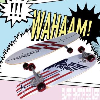 衝浪滑板衝浪滑板美國 32 英寸 32 英寸滑板滑板衝浪衝浪衝浪板訓練實踐