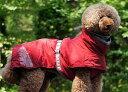 楽天ワンダースタジオ【新商品!送料無料!】Hurtta フルッタ エクストリームウォーマー 小型犬・中型犬用 カラー:グレイ・リンゴン・コーラルカモ・グリーンカモ 寒さから愛犬を守ります!冬用