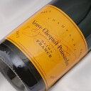 ヴーヴクリコ ポンサルダン ブリュット 750ml イエローラベル シャンパン フランス シャンパーニュ 白 辛口 VEUVE CLICQUOT PONSARDIN BRUT