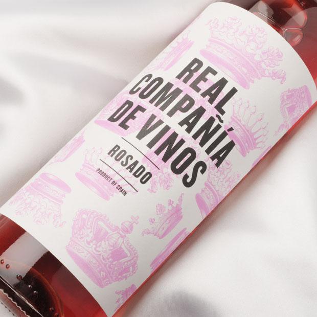 今だけ10%OFF[ロゼワイン][スペイン]レアルコンパニ-アデビノスロサード750ml赤白ワインw