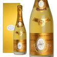 ルイ ロデレール クリスタル 2007 正規 AOC ミレジム シャンパーニュ ルイ ロデレール社 箱付 ギフト 白 泡 シャンパン シャンパーニュ 750mlLouis Roederer Champagne Cristal Brut [2007] AOC Millesime Champagne