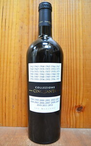 コレッツィオーネ チンクアンタ カンティーネ マルツァーノ イタリア 赤ワイン