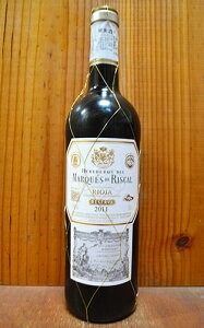 マルケス リスカル ティント レセルヴァ スペイン 赤ワイン