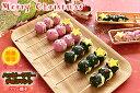 ハッピーツリーチョコマント【ツリー団子】6本セット