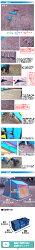 【レビューを書いて送料無料!】TML(TrailerMailingList)オーニングテントAW-1226トレーラー・キャンピングカーのオーニングやCレールに取付けるサイドテント!