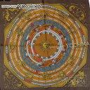 """【エントリーでポイント10倍★6/30 9:59迄】HERMES エルメス スカーフ プチ・カレ """"Dies et hore 占星術"""" エヴェンヌ シルクモスリン100% 新品未使用 (HERMES scarf Petit Carre """"Dies et hore 占星術"""" Ebene Silk Mousseline100% [Never used])【あす楽対応】#yochika"""