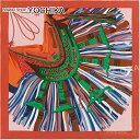 """【エントリーでポイント10倍★6/30 9:59迄】HERMES エルメス ショール ストール カレ140 スカーフ """"砂漠の革飾り2"""" パプリカXグリーンXブルー 新品 (NEW HERMES Carre 140 Scarf """"Cuir du Desert2"""" Paprika/Green/Blue)【あす楽対応】#よちか"""