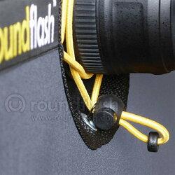 【正規代理店】【送料無料】RoundFlashRing(ラウンドフラッシュリング)【一眼レフカメラ撮影ライティング機材モデルレイヤーコミケ人物撮りポートレートポートレイト撮影】カメラディフューザーストロボ用ソフトボックス