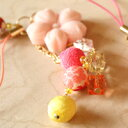 和三盆の千菓子が可愛いストラップに!京のお菓子ストラップ【楽ギフ_包装選択】10P24feb10