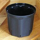 兼弥スリット鉢 30cm ブラック