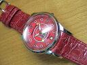 ショッピング文字盤カラー リトモラティーノ 腕時計 FINO (フィーノ) レディースサイズです。 メンズもあります 【文字盤カラー レッド】 ★日本全国=北は北海道、南は沖縄まで送料0円 【送料無料】でお届けけします★