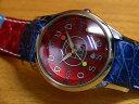 ショッピング文字盤カラー リトモラティーノ 腕時計 腕時計 FINO (フィーノ) マルチカラー ベルト  メンズサイズです。 レディースもあります 【文字盤カラー レッド】 ★日本全国=北は北海道、南は沖縄まで送料0円 【送料無料】でお届けけします★