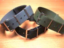 Band for 20 millimeters of 20mm clock band (watch) belts [WENGER] [elegant temple] [clock belt for Wenger] [clock band for Wenger] clock belt clocks for 20 millimeters of MOD (the British Department of Defense) authorization nylon strap NATO band watches