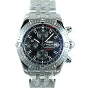 Breitling BREITLING chronometevolution A13356 automatic winding dark gray color