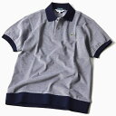 """LACOSTE(ラコステ):【SHIPS別注】""""Chantilly"""" MOD"""