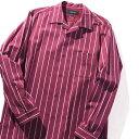 SHIPS JET BLUE: キャンプカラー ネルシャツ/シ