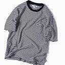 LACOSTE: 別注 ドロップテイル ビッグ ポケット Tシャツ/シップス(メンズ)(SHIPS)