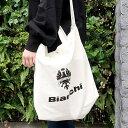 Bianchi(ビアンキ) 2wayキャンバストート/ビアン...