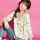 キャンディスリーブスキッパーブラウス/ジーラ バイ リュリュ(ファッション)(GeeRA by RyuRyu)