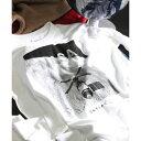NASAコラボロングスリーブTシャツ/ラトルトラップ(RattleTrap)