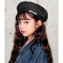 リングベルトベレー帽/アナップキッズ&ガール(ANAP KIDS&GIRL)