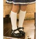 ショッピングキャサリンコテージ リボン編みホワイトソックス /キャサリンコテージ(Catherine Cottage)「不良品のみ返品を承ります」