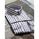 形態安定80双レギュラーフィットボタンダウン長袖ビジネスドレスシャツ/タカキュー(TAKA-Q)