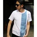 フロント切り替えTシャツ/ラトルトラップ(RattleTrap)