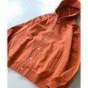 メンズTシャツ(度詰め天竺スナップパーカー)/アーバンリサーチ ドアーズ(メンズ)(URBAN RESEARCH DOORS)