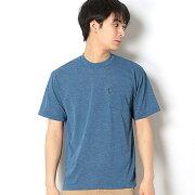 【THE NORTH FACE】Tシャツ(メンズ ショートスリーブクライミングポケットティー)/ザ・ノース・フェイス(THE NORTH FACE)