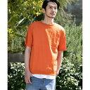 メンズTシャツ(リネン布帛Tシャツ)/アーバンリサーチ サニーレーベル(メンズ)(URBAN RESEARCH Sonny Label)