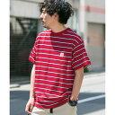 メンズTシャツ(carhartt SHORT-SLEEVE HOUSTON POCKET T-SHIRTS)/アーバンリサーチ サニーレーベル(メンズ)(URBAN RESEARCH Sonny Label)