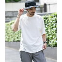 メンズTシャツ(超長綿ファインスムースリラックスTシャツ)/アーバンリサーチ サニーレーベル(メンズ)(URBAN RESEARCH Sonny Label)