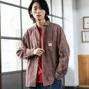 SMITH別注ガーデニングシャツ/コーエン(メンズ)(coen)