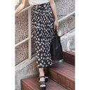 ◆ボタニカルIラインランダムプリーツスカート/フリーズマート(Free's Mart)