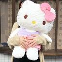 ハローキティ HUGHUG (ハグハグ) ぬいぐるみ 2L 4548643094117/パーフェクト・ワールド・トーキョー(Perfect World Tokyo)