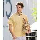 日本のポロシャツ(無地)/ゴールデンベア(メンズ)(GoldenBear)