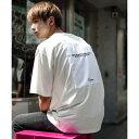 【En serio TOKYO(エン ソリオ トウキョウ)】バックパッチTシャツ/A・S・M(A.S.M)
