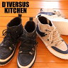【SALE】ブーツ (DK-5703 トレッキングデザイン サイドゴアスニーカー)/D'IVERSUS KITCHEN (ディバーサス キッチン)【boots1017】