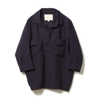 レーヨンツイルフラップシャツ/ドロシーズ(DRWCYS)