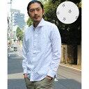 【2016-17A/W 新作】ジャガード&小紋プリントシャツ/メンズビギ(MEN'S BIGI)【P11Sep16】