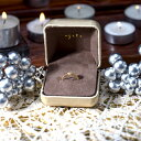 ◆数量限定◆K18ダイヤモンドリング/アガット(agete)