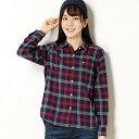 Fネルチェックシャツ/アーノルドパーマー タイムレス(レディース)(arnold palmer timeless)【10P03Dec16】