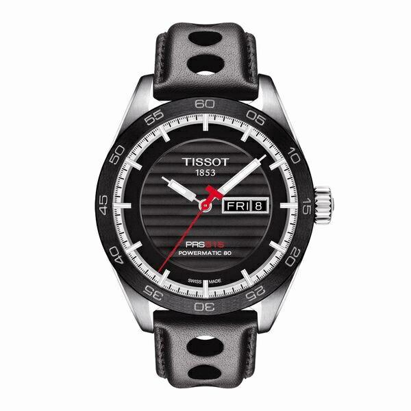 【メンズ】Tissot PRS 516 Automatic[型番:T1004301605100]/ティソ(TISSOT) 【メンズ】Tissot PRS 516 Autom