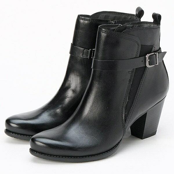 ブーツ(ベルト付きショートブーツ)/モードカオリ(MODE KAORI)