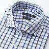 【スリムシルエット】長袖Yシャツ(綿100%形態安定)/CLOVER FIELD