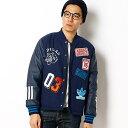 【アディダス オリジナルス】LOGO VARSITY JACKET/アディダス オリジナルス(adidas originals)【dl】0101marui