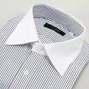 ラクチンすっきりYシャツ(綿100%素材)/ビサルノ(VISARUNO)【10P03Dec16】