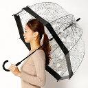 雨傘(ビニール傘)【英国王室御用達】(レディース)ハート/フルトン(FULTON)