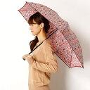 雨傘(3段/折りたたみ/ミニ)花柄/ボタニカル(レディース/婦人)/マッキントッシュ フィロソフィー(MACKINTOSH PHILOSOPHY)